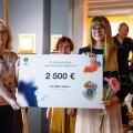 Noore kunstniku stipendiumi pälvis Maryliis Teinfeldt-Grins