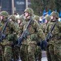 Eesti on militariseerituselt maailmas 21. ja Euroopas 9. kohal