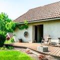 FOTOD | Auhinnatud talu Mahtra külas võlub muinasjutulise aiaga
