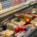 Масло Tere в магазине Ташкента