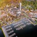 ФОТО | Смотрите, как может выглядеть роскошный порт Беккери на полуострове Копли — с оперой, спа и кино