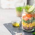 Proovid sel aastal rohkem salatit süüa? On mõned head nipid, mida kasutada, et ka salat oleks tõeline toiduelamus