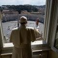 Из-за коронавируса пасхальные службы в Ватикане пройдут без верующих