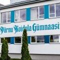 Pärnu Koidula Gümnaasiumi avamine