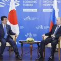 """VIDEO: Venemaa ja Jaapan lubavad astuda """"otsustavaid samme"""", et Kuriilide vaidlus lahendada"""
