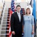 President Kaljulaid kohtub USA spiiker Paul Ryaniga