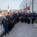Ligi 20 USA kindralit tutvub Eesti riigikaitse süsteemi ja tähtsamate poliitikutega presidendist pea- ja välisministrini