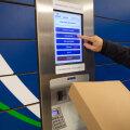 Itella SmartPostiga paki saatmiseks tuleb pakiautomaadis jälgida ekraanil olevaid juhiseid.