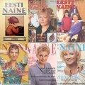 TÕELINE RETRO   Kas mäletad veel neid esikaasi? Vaata, kuidas ajakiri Eesti Naine läbi aegade on muutunud!