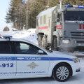 Moskva oblastis võttis mees politseinikud vastu automaaditule ja granaatidega