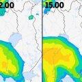 Soome saabub õhtuks torm, kohati võib 20 cm lund sadada