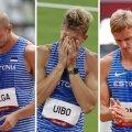 OLÜMPIASTUUDIO | Kümnevõistluse avapäeva analüüsinud Õiglane: ükskõik, mis seis on, olümpiamängudel ei taha keegi katkestada