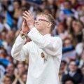 Rasmus Puur XII noorte laulu- ja tantsupeol.