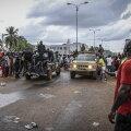 В Мали произошел военный мятеж. Президент подал в отставку