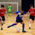Maailmatasemel saalijalgpall: kui tahad, leiad alati võimaluse!