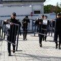 Türgi Gaziantepi linna politseijaoskonna ees plahvatas võimas pomm