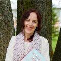 """Kaja Keil on praktilise ajurveeda edendaja ja raamatu """"Elu maitsed - praktiline ajurveeda"""" autor"""