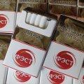 На нарвский черный рынок вернулись контрабандные сигареты. Цены на них режим ЧП повысил несильно