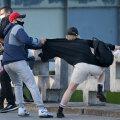 Minskis hakati õpilasi kinni pidama