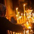 2013 esimeje jumalateenistus Nevski katedraalis