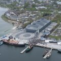 Lennusadama angaarid said Euroopa Liidu kõrgeima muinsuskaitse auhinna