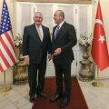 USA ja Türgi leppisid kokku omavaheliste suhete päästmiskatses