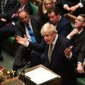 Suurbritannia parlament hääletab peaminister Johnsoni Brexiti-kokkuleppe üle