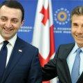 Garibašvili ja Ivanišvili