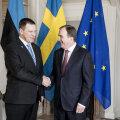 Rootsi leht: peaministrite Löfveni ja Ratase vahel jõuti üksmeelele, et uusi andmeid Estonia kohta uurivad eksperdid
