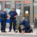 Soome politseinikud haavatud terroristi juures