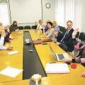 Hetk Võru linna hariduskorralduse töörühma hääletamiselt.