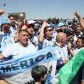 DELFI В МОСКВЕ: Болельщики готовятся к матчу Аргентина - Исландия
