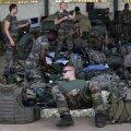 Prantsuse sõdurid Malis
