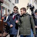 Siit see algas. Marti Kuusik andis tunamullu 29. aprillil Eesti Päevalehe ajakirjanikule Joosep Tiksile intervjuu. Seejärel tekkis skandaal, mille lõppvaatus saabub homme Rakvere kohtumajas.