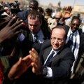 Mali Timbuktu linna elanikud tervitasid ekstaatiliselt oma prantsuse päästjat, president François Hollande'i. Kas kodus ootab teda majanduslik kollaps?