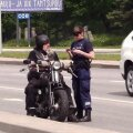 Motomees ja politsenik Russalka mälestussamba juures