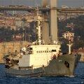 Vene kaitseministeerium: meeskond võttis kõik eemaldatavad seadmed põhja läinud luurelaevalt kaasa