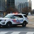 Politsei USA-s. (Foto on illustratiivne)