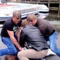 Eesti politseinikud pidasid Amsterdamis röövli kinni