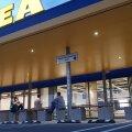 IKEA kodusistususpood Riias.