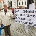 Дебаты на DELFI: Без борьбы за русскую школу нет гражданского общества