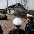 FOTOD ja VIDEO: Politsei valvab Reinimaa-Pfalzi väikelinnas Andreas Lubitzi maja