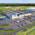 Новый супермаркет Prisma появится в строящемся в Тискре торговом центре