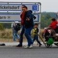 """""""Euroopa uksed on põgenikele avatud,"""" kõlab Iraagist Nigeeriani"""