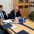 Мартин Хельме предложил урезать расходы на оборону и взять кредит на 300 млн евро