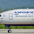 Aeroflot tühistas tänase lennu Moskvast Vilniusesse