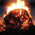 Põllumeeste Balti Kett: aktsiooni mõte oli ära põletada iganenud põllumajanduspoliitika