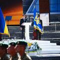 ВИДЕО | День независимости в Киеве: шествие и марш ценой парада