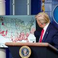 Trump jättis ära vabariiklaste suurkogu üritused koroonaviiruse tulipunktis Floridas