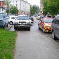 Parkimine Tartu kesklinnas